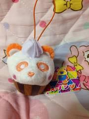 AAA☆え〜パンダ カップケーキマスコット【西島隆弘】