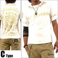 メール便送料無料【MAD BURST JAPAN】70620CTシャツ白M