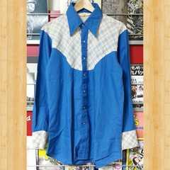 アメリカ古着 Texson ウエスタンシャツ 美品 ヴィンテージ USA