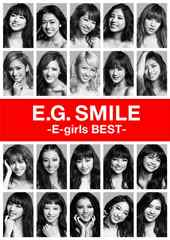 即決 E.G.SMILE -E-girls BEST- +3Blu-ray+スマプラ 初回仕様盤