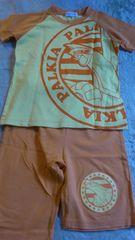 110�p・ポケモン パルキア半袖パジャマ:ポケットモンスター