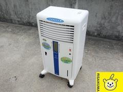 MK12▽日本ビネガー 空気清浄イオン冷暖扇 V-1200LDF