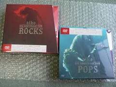 ���V�i��aiko/15th Anniversary�yPOPS+ROCKS�z�����2��set/4DVD