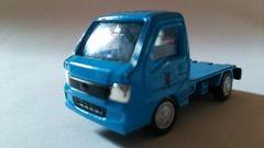 トミカ!スバル!トラック!青色!改造車!