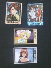 ◆サクラ大戦/カード/4枚