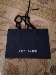 CECIL McBEE セシルマクビーショップ袋 美品