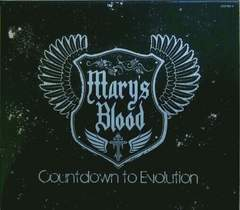Mary's Blood�FCountdown to Evolution�􏉉��DVD�t�^�상�^��
