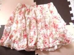 リズリサパワーネットスカート