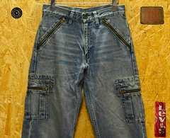 ◆廃盤◆リーバイスR0503-ZCベイカーデニムパンツW28・股下86cm