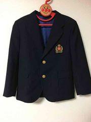 ミキハウス 紺ブレ size120 ジャケット