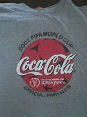 2002日韓ワールドカップコカ・コーラ