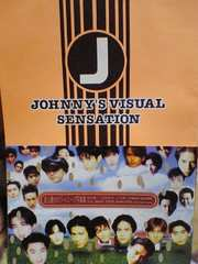 レア1995年『JOHNNY'S VISUAL SENSATION』