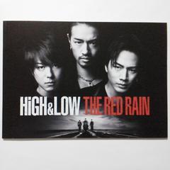 �����yHiGH&LOW THE RED RAIN�z����گĉJ�{�Z��o��L�b