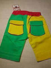 ●ブ−フ−ウ−● colorful  ハーフパンツ 100新品☆