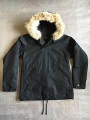 �ɔ�i A.P.C pullover parka navy size 0
