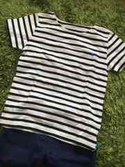 【新品】フェリシモ ボーダーTシャツ 140cm