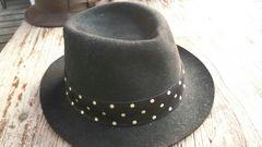 WACKOMARIA ワコマリア ドット柄 ハット キムタク 帽子