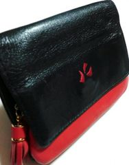 キタムラ/Kitamura 革製がま口財布