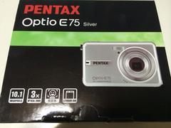 PENTAXのデジカメ 超美品
