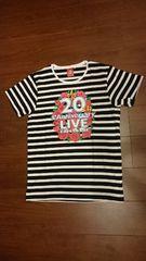 L'Arc-en-Ciel「20th記念LIVE Tシャツ」HYDE VAMPS ラルク