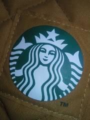 STARBUCKS スターバックス コーヒー キルト ミニ トトートバッグ ブラウン BAG