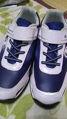 champion男の子運動靴 新品 サイズ23 送料無料♪