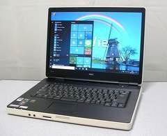 すぐ使えるWin10*Office/DVD焼/Wi-Fi/デュアルコア*人気の高級NEC*1スタ