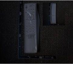 リモコンカバー リモコンケース シリコン製 テレビ DVD 防水L