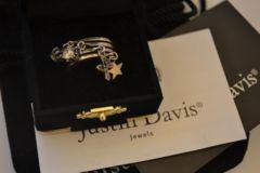 Justin Davisジャスティン デイビス SRJ255A TrinketJoyリング