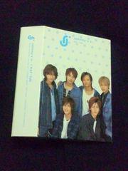 中古品 KAT-TUN 2004(Jr.時代) 公式 写真入れ アルバム