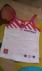 BABY DOLLキャミソール