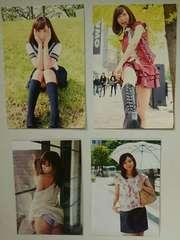 吉木りさ 特典 ポストカード2枚+生写真2枚