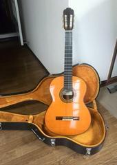 美品希少 河野賢 LUTHIER 1973  NO10 高級クラシックギター