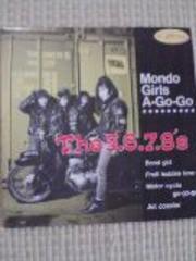 The 5.6.7.8's��Mondo Girls A-Go-Go �A�i���O