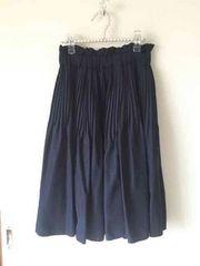 ネイビー スカート Mサイズ