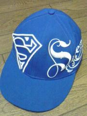スーパーマン キャップ M/S