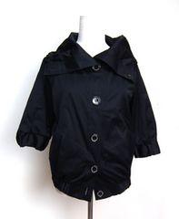 正規ダブルスタンダードSOVソブ変形ジャケットレディースブラック黒