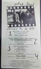 G-RAP POTNA DEUCE/Welcome to da tilt (2LP)