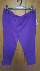 F4 レギンス ◆紫