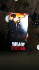 HiGH&LOW THE RED RAIN ����װ