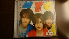 NYC�u���Ϻށv����DVD�t/Hey! Say! JUMP �E���ܗ����Y �R�c����