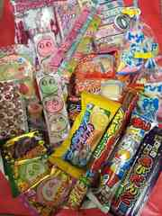 お試し  送料無料  ★駄菓子★500円