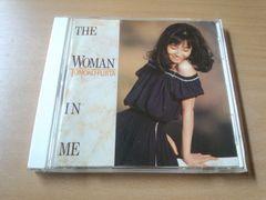 藤田朋子CD「ザ・ウーマン・イン・ミーTHE WOMAN IN ME」●