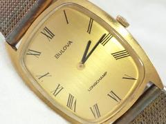2789復活祭★BULOVAブローバー☆稀少ビンテージモデル手巻き式腕時計
