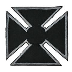 アイロンワッペン・パッチ 独軍・鉄十字・アイアンクロス 部隊章