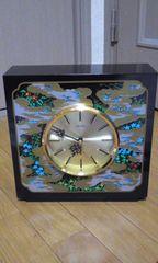 高級レトロなSEIKO置き時計