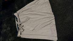 LL/ウエストゴム/リボンつきスカート