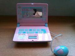 シナモロールシナモン玩具パソコン
