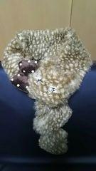 swimmer☆レオパ 豹柄 猫 めちゃかわいい マフラー