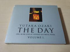 尾崎豊CD「約束の日VOLUME1」初回盤●